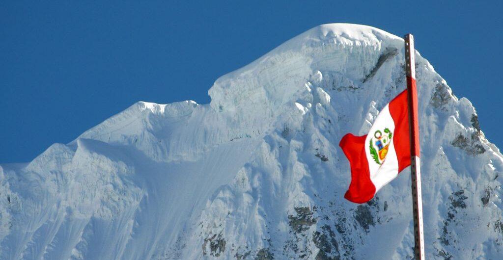 Nevado Pisco del Perú
