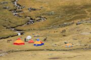 Campamento Huayhuash