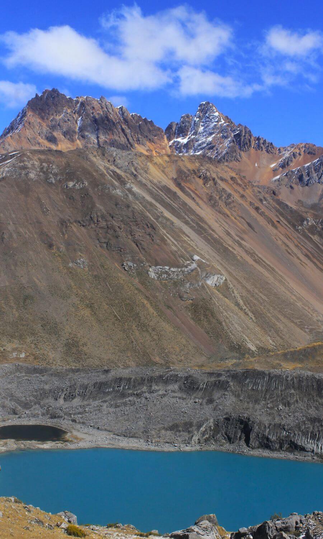 Vista del Nevado Rosario