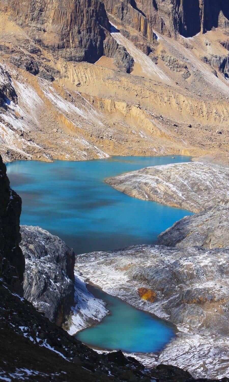 Lagunas del Puscanturpa