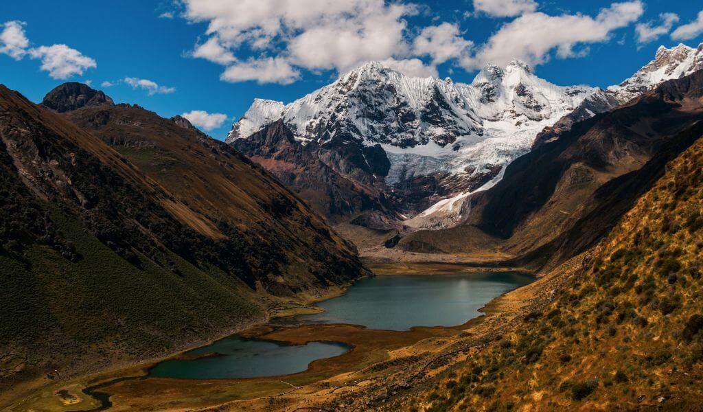 Laguna Jahuacocha, Huayhuash Trek