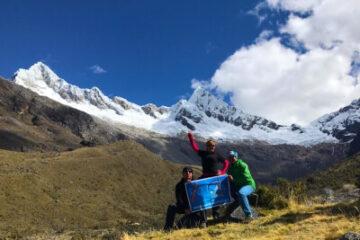 Mirador del Nevado Alpamayo