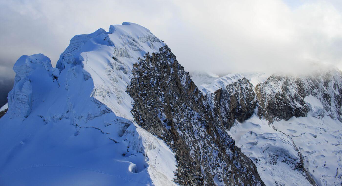 Nevado Vallunaraju