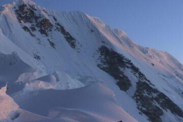 Pared del Nevado Quitaraju