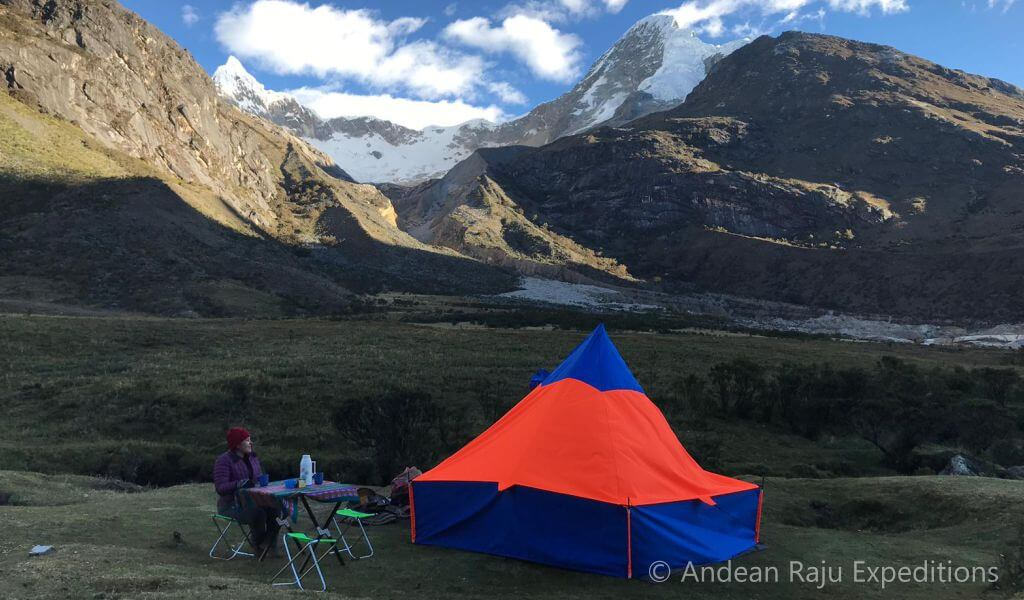 Campamento Taullipampa