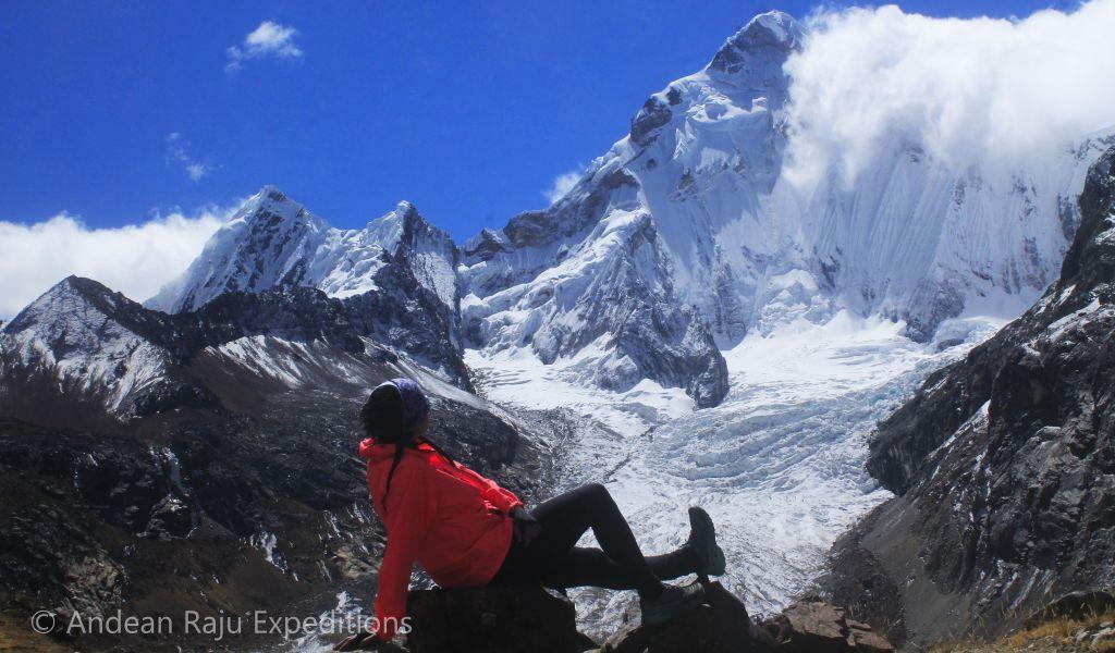 Mirador del Nevado Siula Grande, Huayhuash Trek