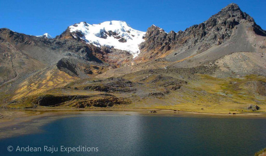 Nevado Diablo Mudo, Huayhuash