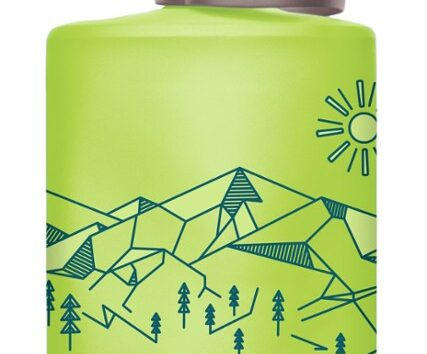 Botella Stow HydraPak de 500 ml - Mountain Print