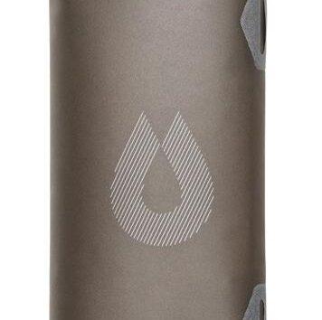 Botella de agua Hydrapak color mamut gris