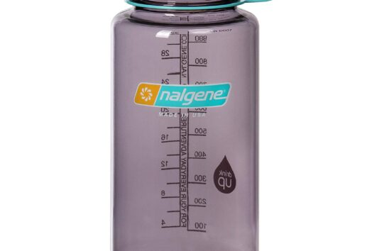 Botellas Nalgene color berenjena