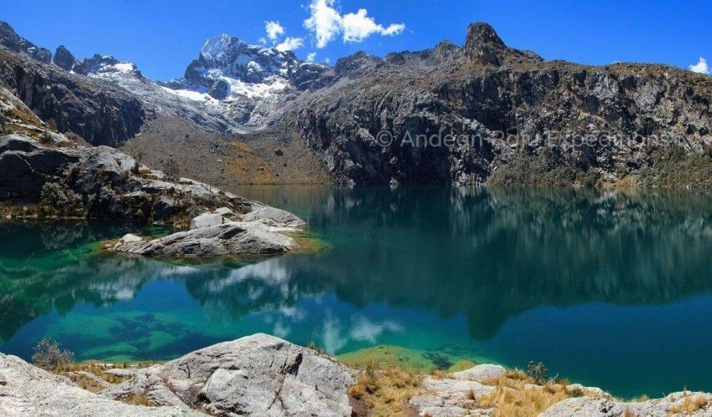La hermosa la Lagua Churup