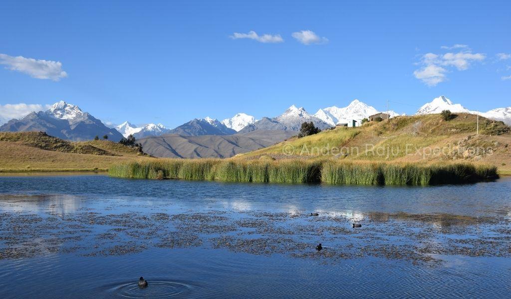 Mirador de la Cordillera Blanca