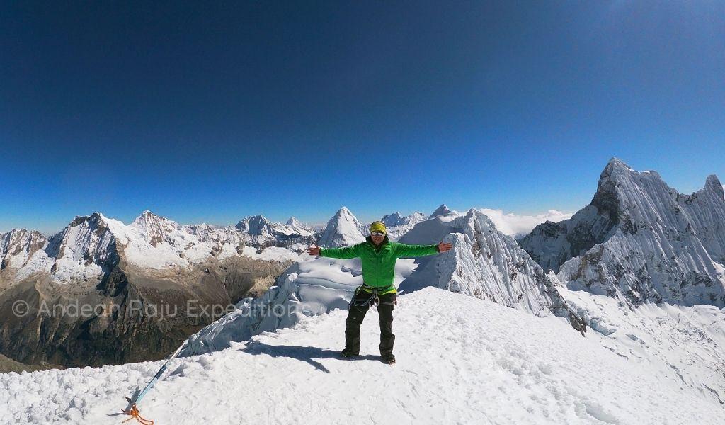Cumbre del Pisco